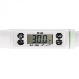 -50~350°C LCD Digital Food Thermometer Pyrometer Temperature Gauge Sensing Probe for BBQ Barbecue Kitchen